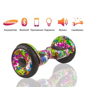 Гироскутер Smart Balance Wheel Premium Pro 10.5 Джунгли