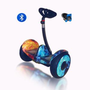 Segway Mini Robot Pro Огонь и лед