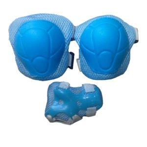 Защита для детей-голубой