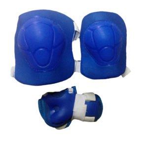 Защита для детей-синий