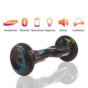 Гироскутер Smart Balance Premium Pro 10.5 Молния цветная