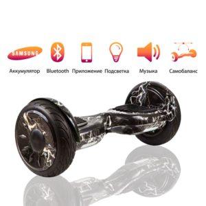 Гироскутер Smart Balance Premium Pro 10.5 Черная Молния