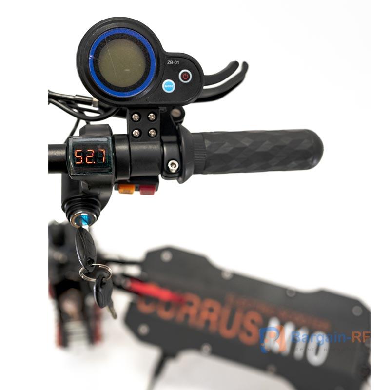 Электросамокат CURRUS M10
